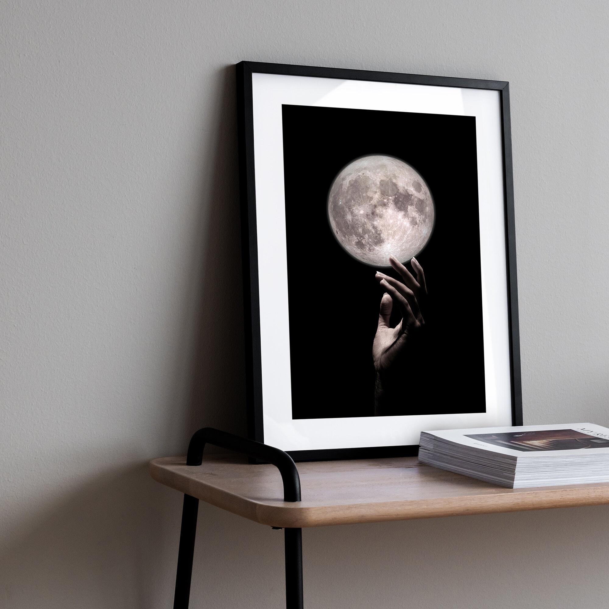 Plocka ner månen poster