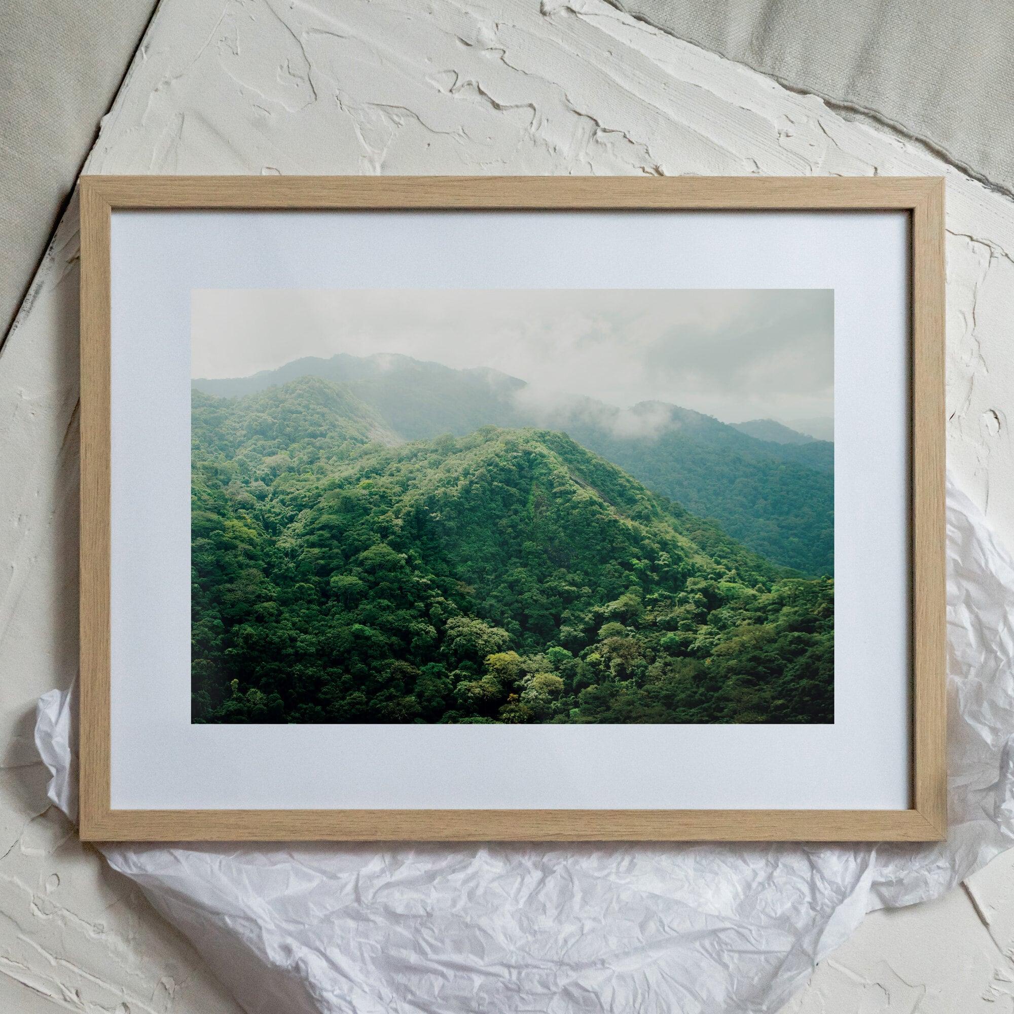 Utsikt från Mt. Sugarloaf