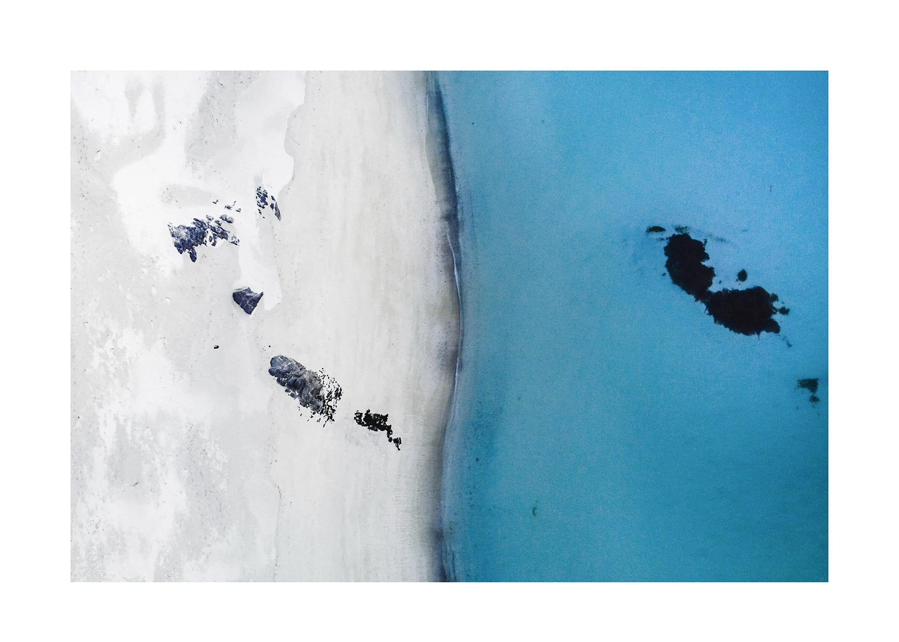 Lofotens strandlinje poster