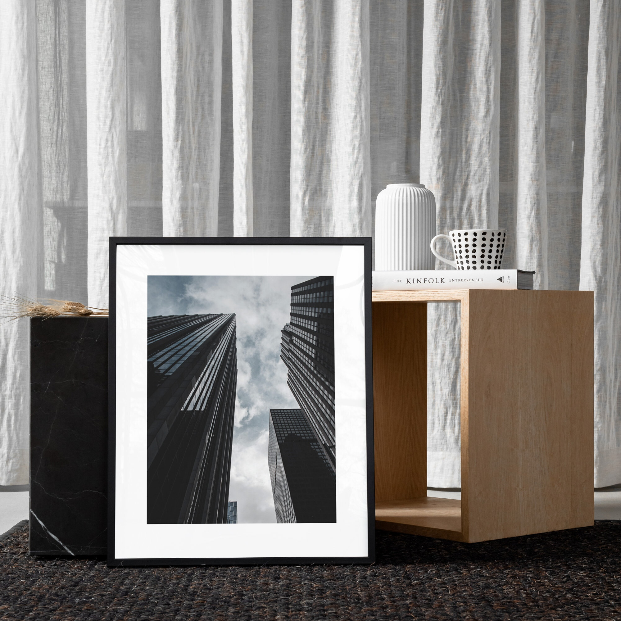 Arkitektur NY poster