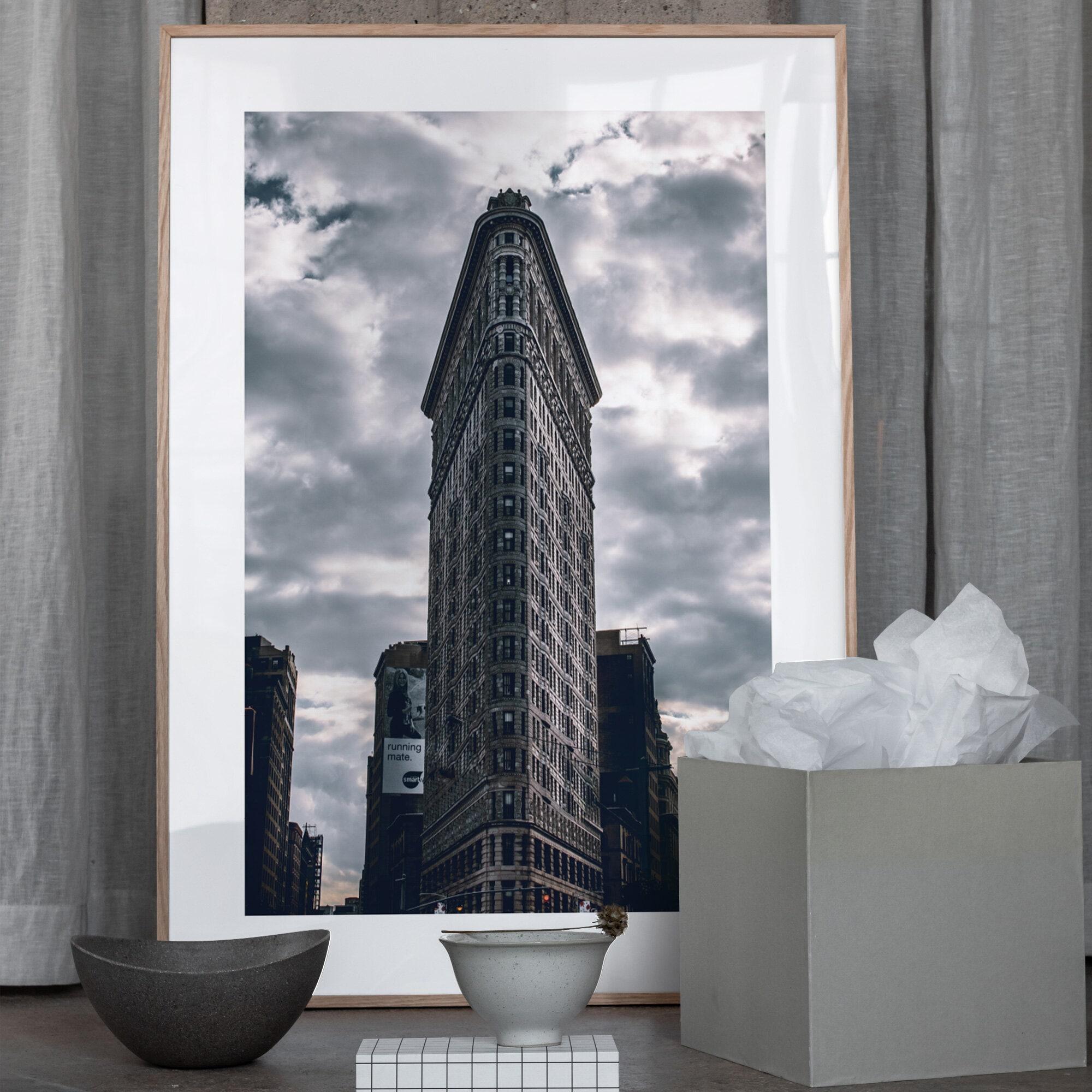 Flatiron NY Poster