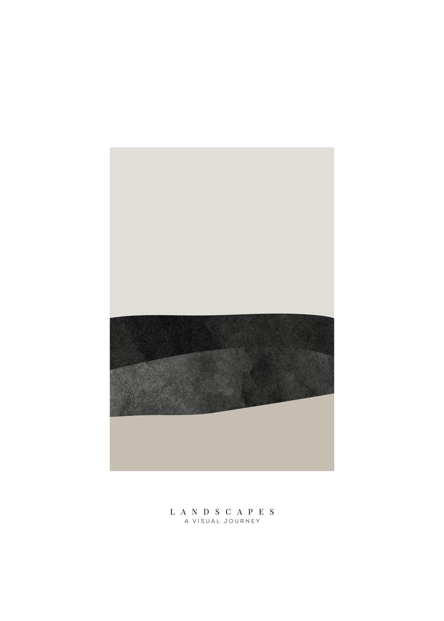 Landskap poster