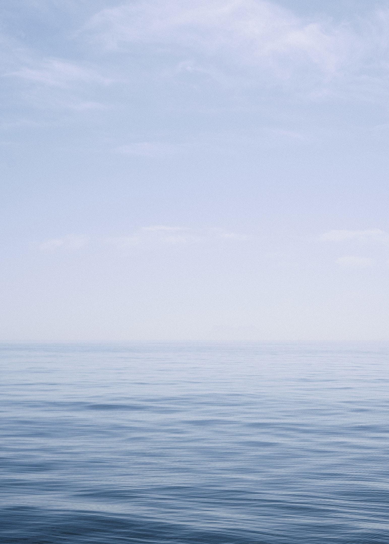 Poster med öppet hav