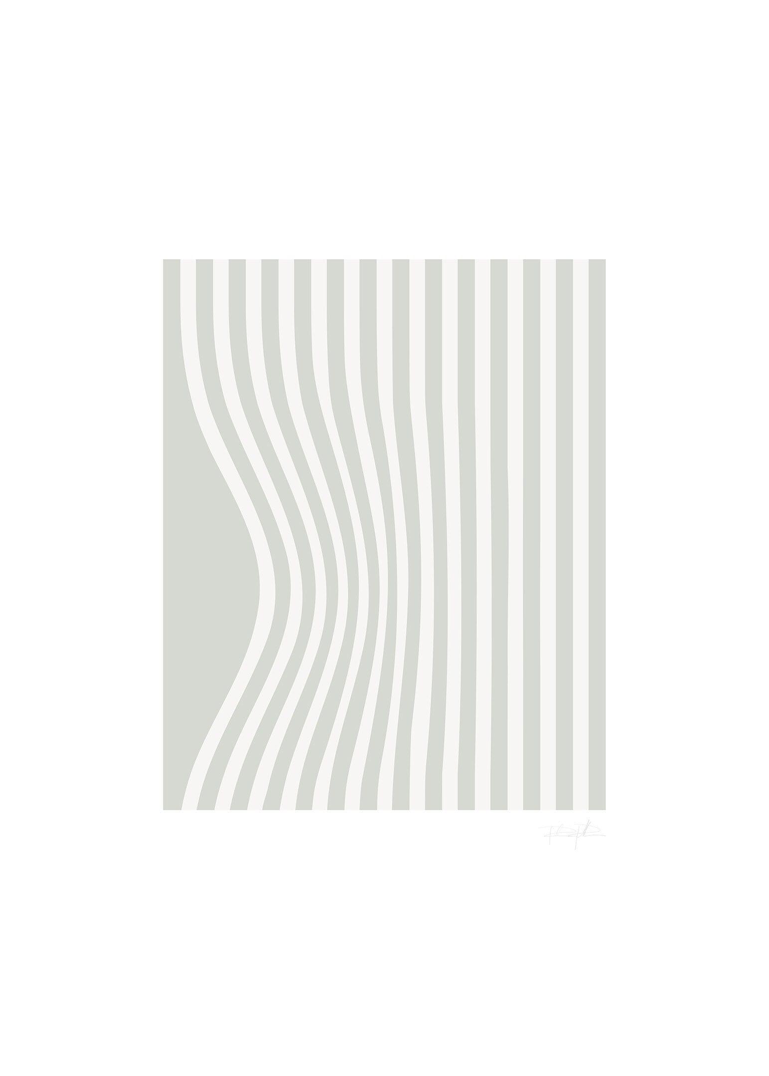 Grafisk illusionposter